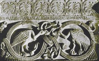 Eagles in the bestiary
