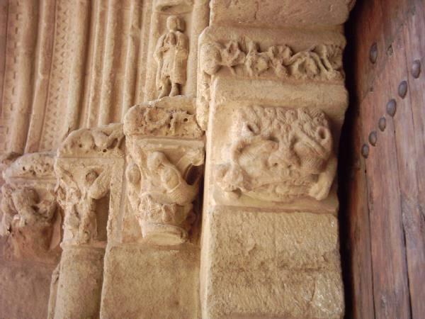 Romanesque in Peralta Alcofea