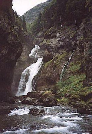 Cascadas en Ordesa