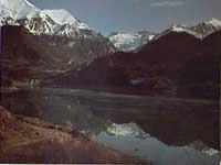 Imágen de los Pirineos